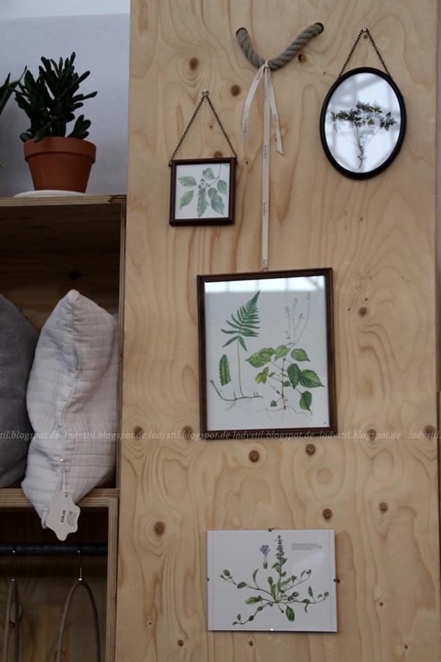 Pflanzenbilder und Fotos auf der Messe vt wonen en design beurs in Amsterdam 2015