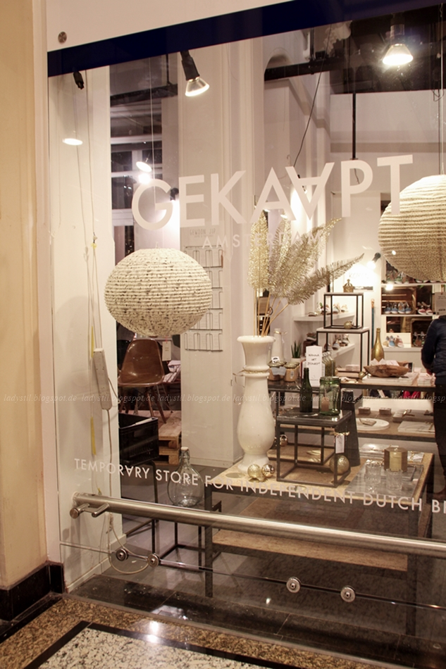 Gekaapt Interior Shop Magna Plaza Amsterdam