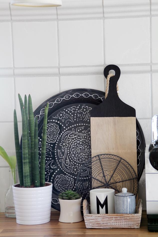 Urban Jungle Bloggers kitchen greens, Pflanzen, Sukkulente, Jasmin, Kakteen, Küche dekorieren