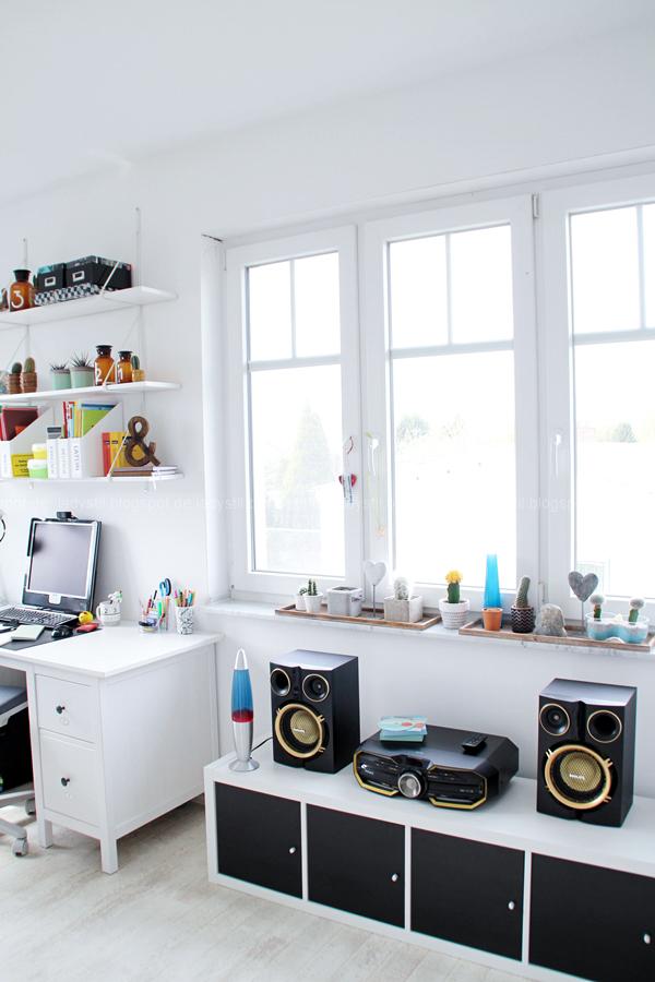 Überblick Arbeitsbereich Büro Office