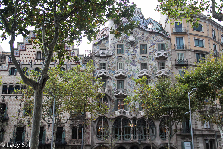 Barcelona Städtetrip Hoteltipp Brunch and Cake