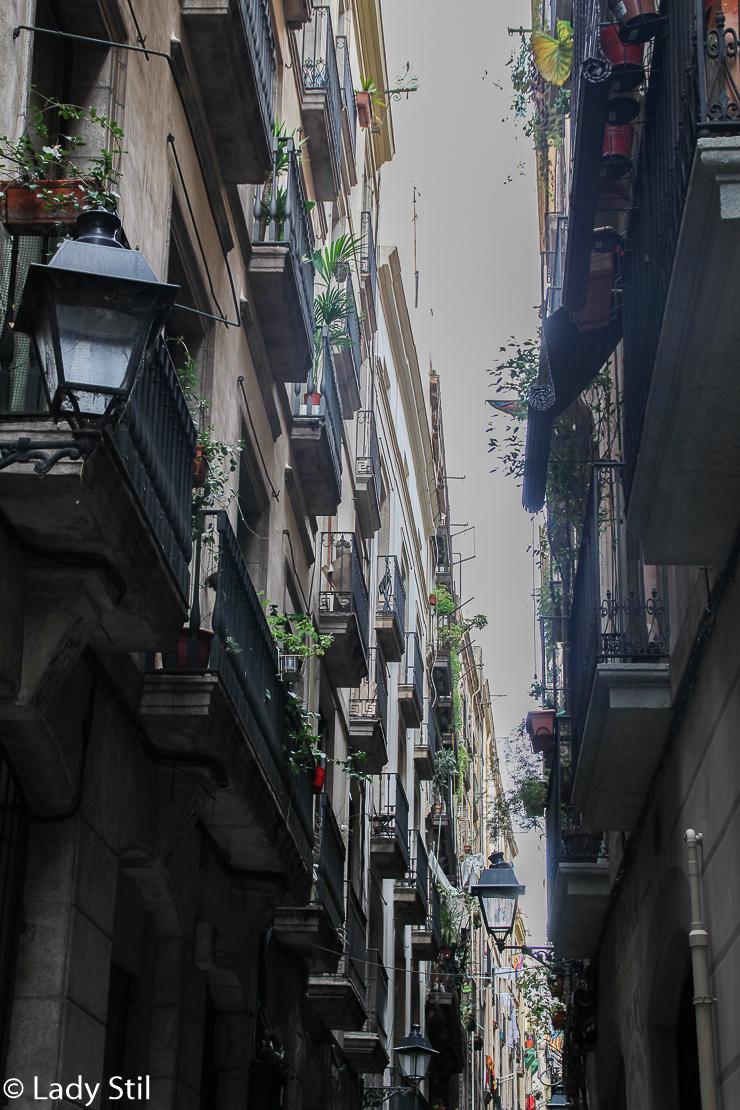 Städtetrip Barcelona