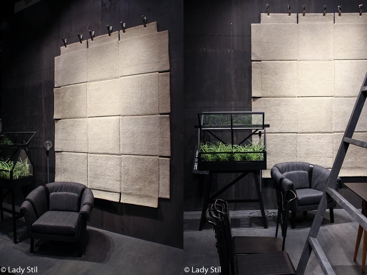 Design House Stockholm Teppich
