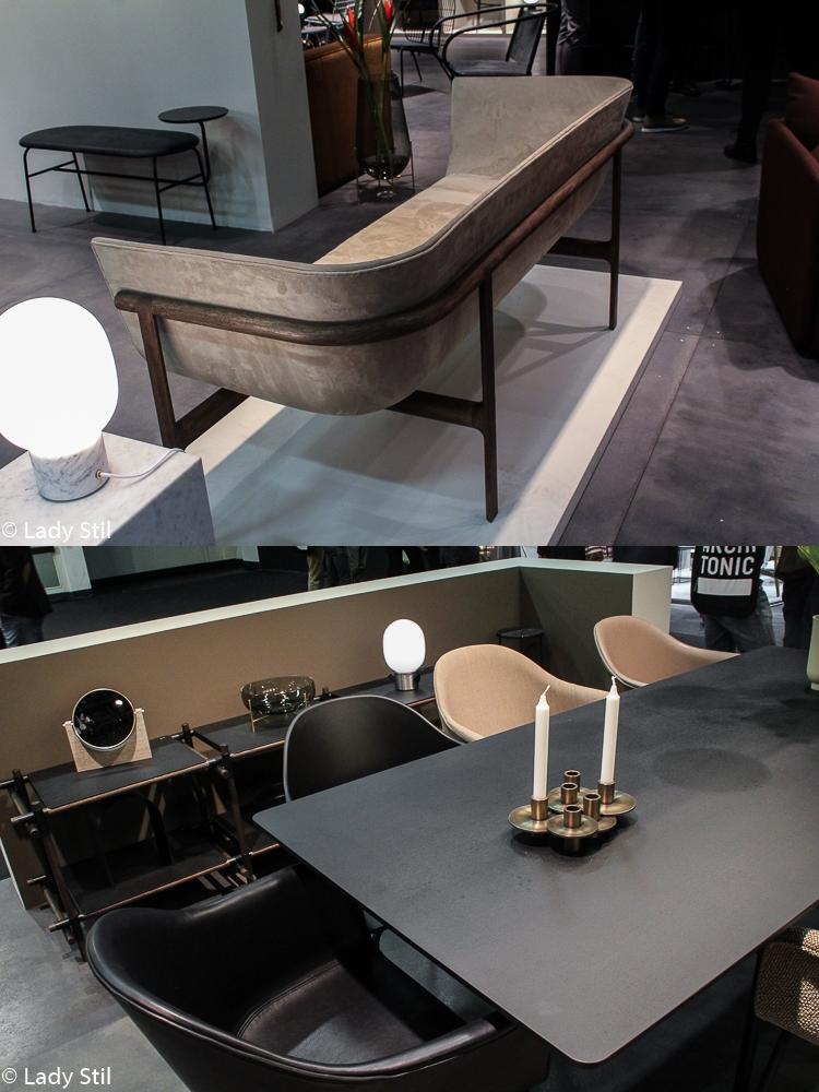Messe IMM 2018 Flat Furniture