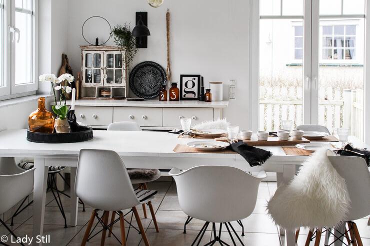 Tipps und Tricks Tischdeko im Alltag