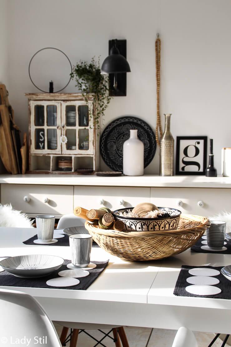 DIY Platzdeckchen nach Marimekko Art