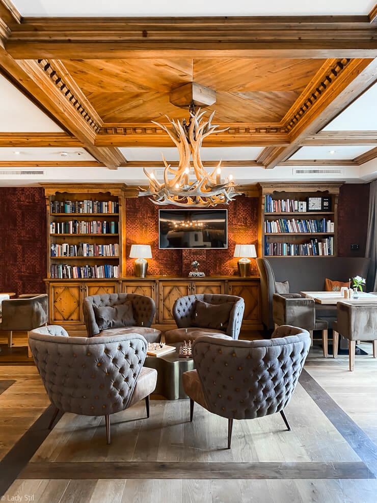 Hotel Sonnhof adults preferred Österreich Eingangsbereich