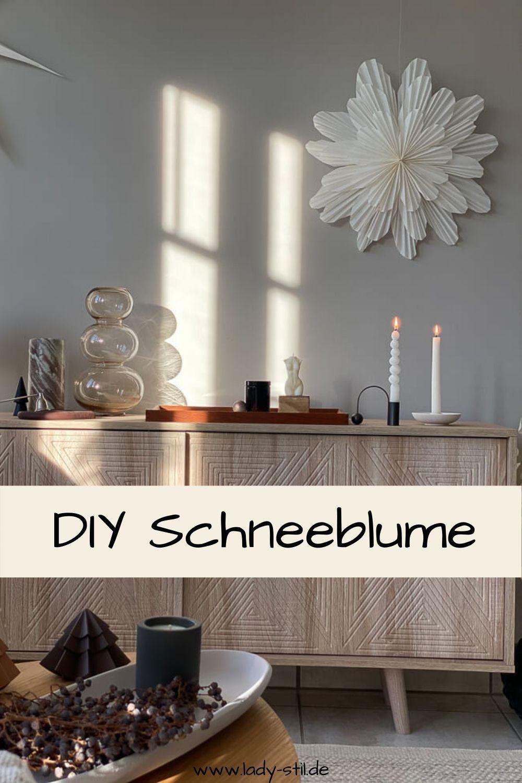 Snöblomma DIY