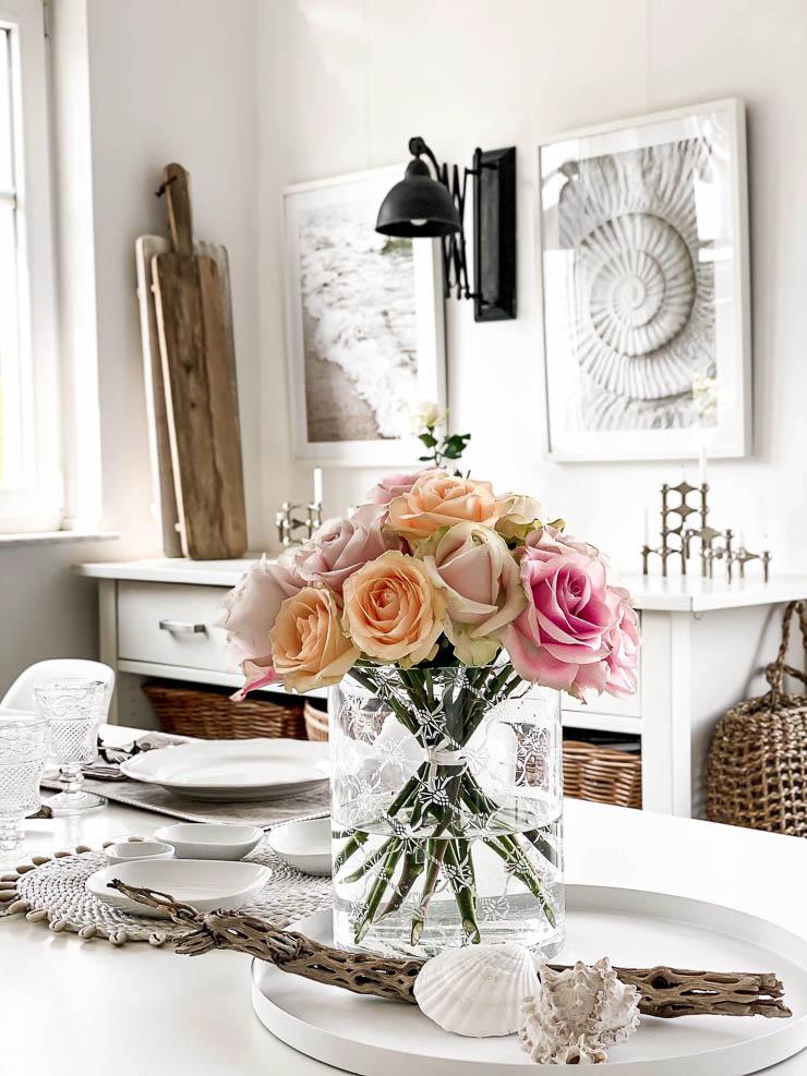 Avalanche Rose in bunten Farben